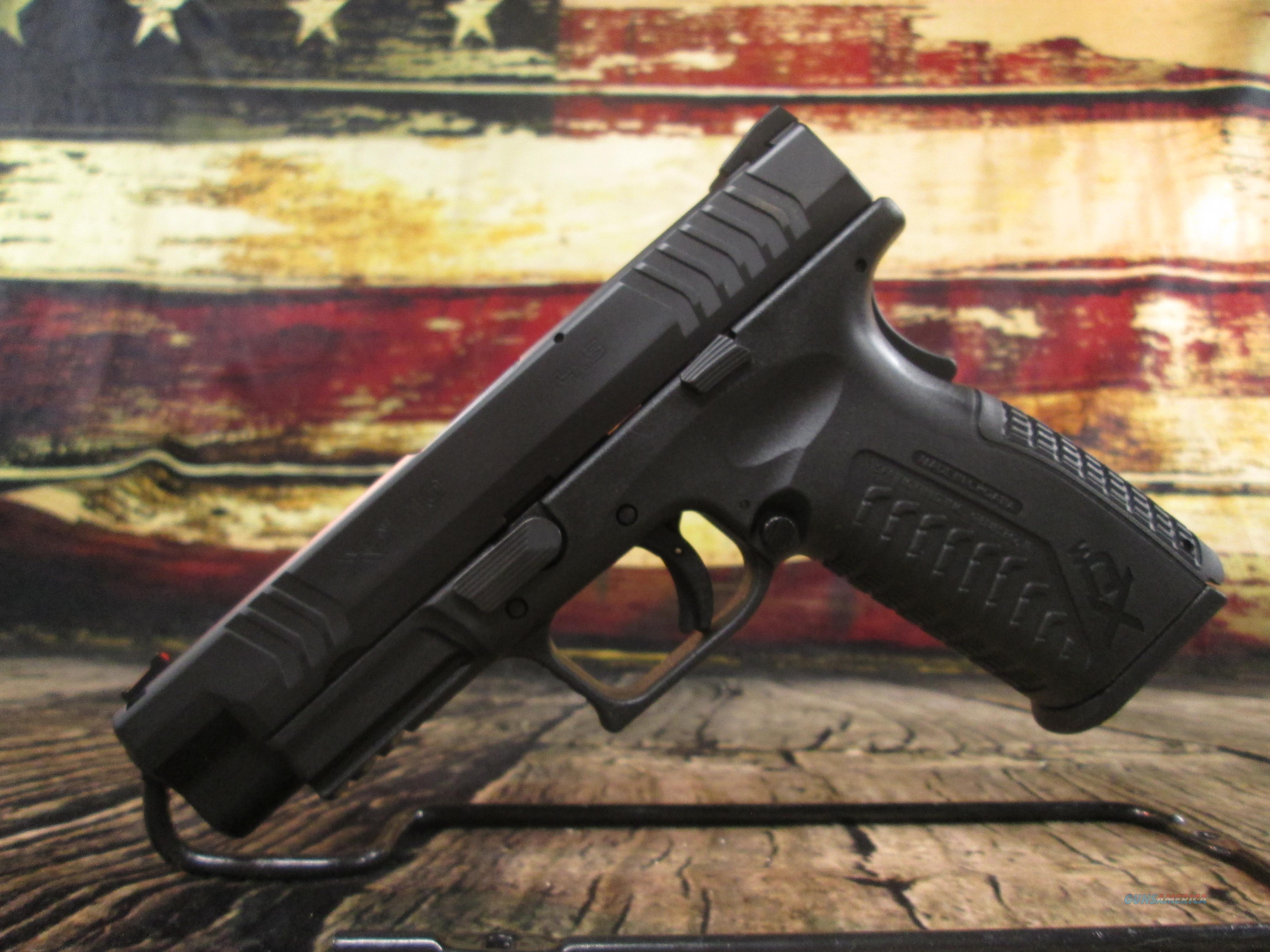 "Springfield Armory XDM 10mm 4.5"" Barrel NEW (XDM94510BHCE)  Guns > Pistols > Springfield Armory Pistols > XD-M"