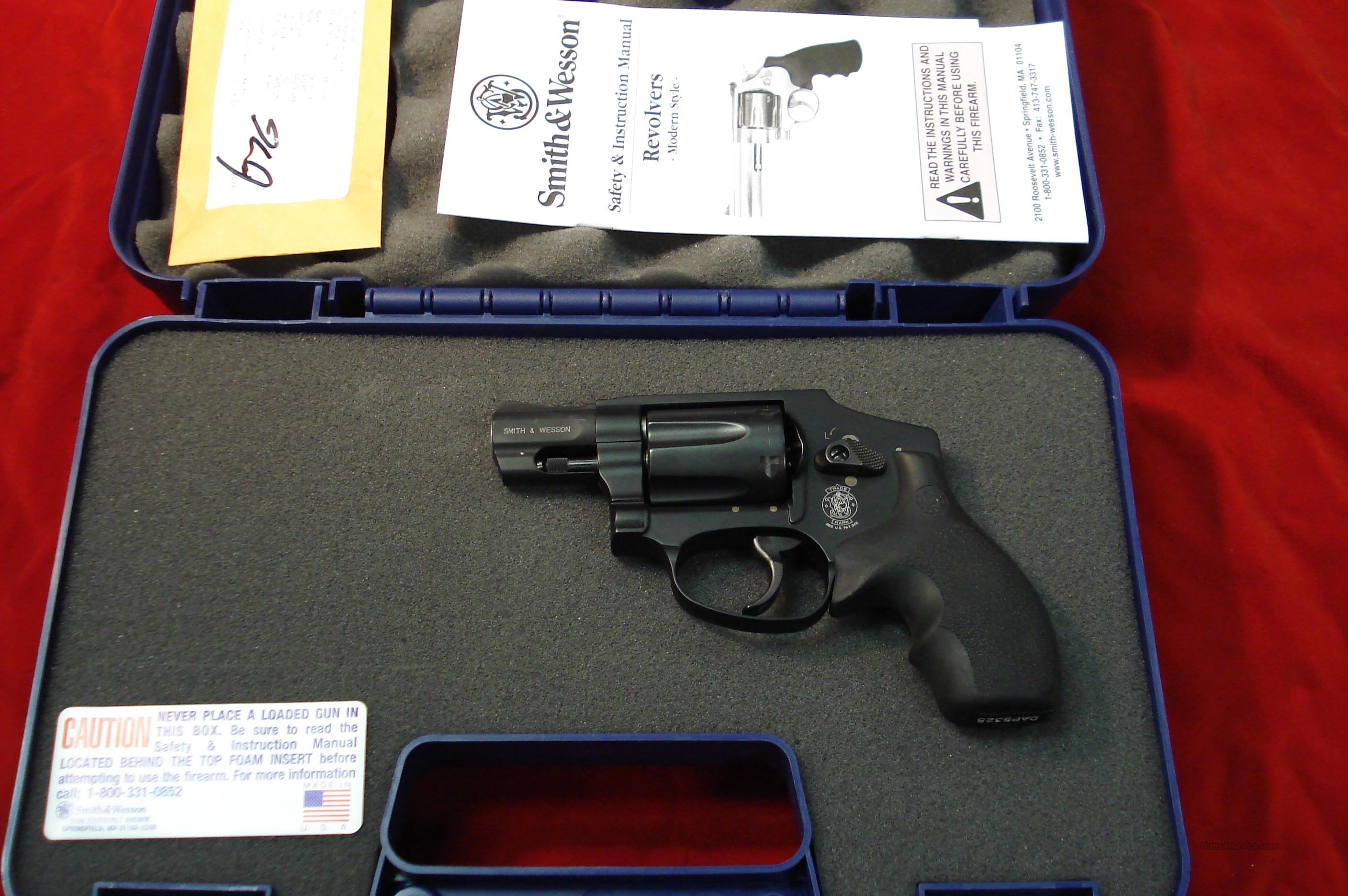 SMITH AND WESSON 432PD AIRWEIGHT 32H&R LNIB  Guns > Pistols > Smith & Wesson Revolvers > Pocket Pistols