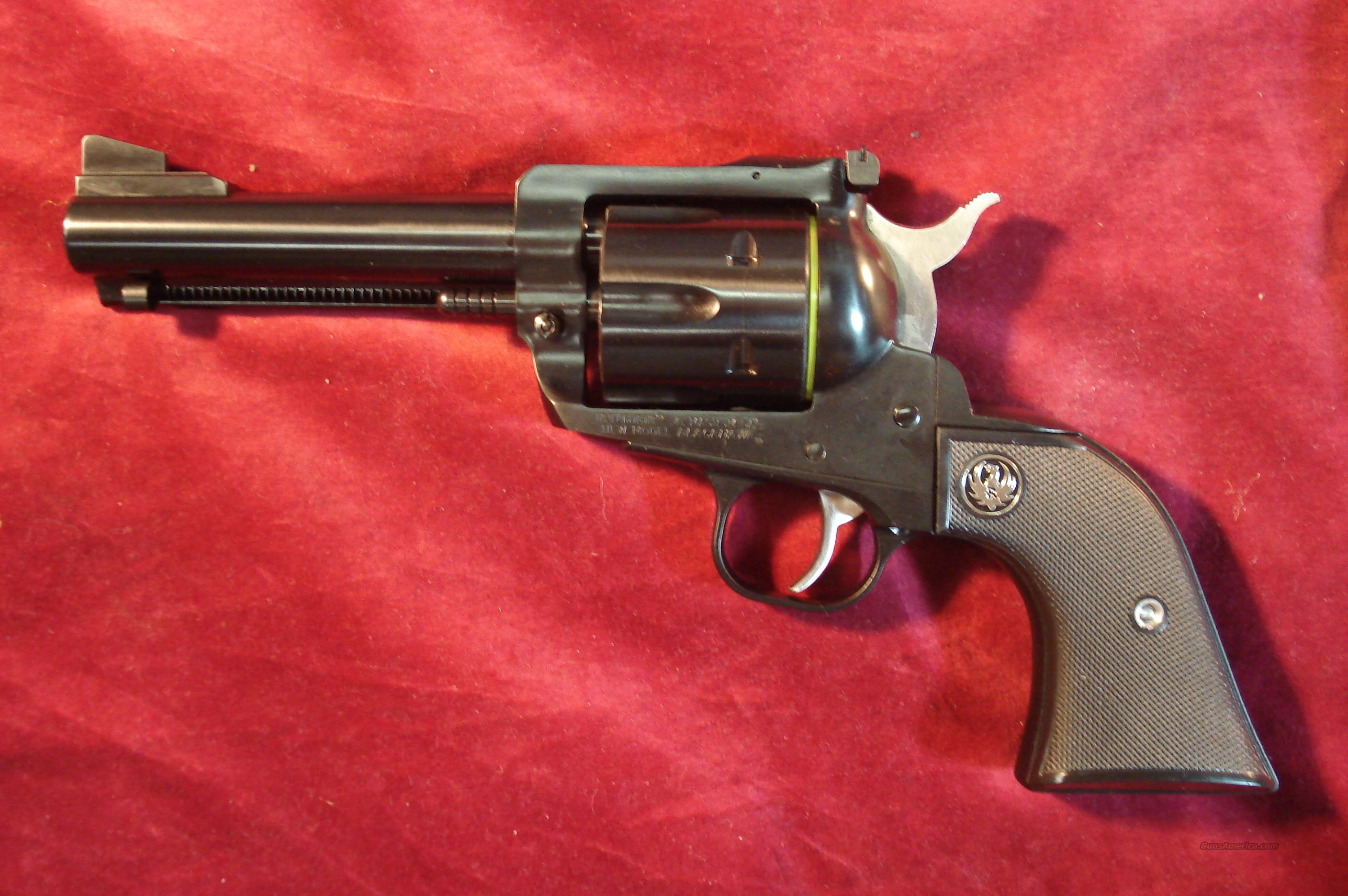 "RUGER NEW BLACKHAWK BLUE 41 MAG 4 5/8"" NEW (00405)    Guns > Pistols > Ruger Single Action Revolvers > Blackhawk Type"