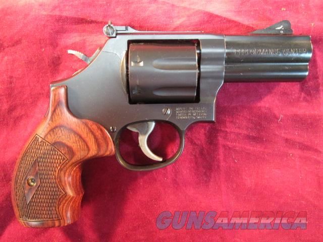 SMITH AND WESSON MODEL 586 PERFORMANCE CENTER L COMP 357 MAG NEW  (170170)    Guns > Pistols > Smith & Wesson Revolvers > Performance Center