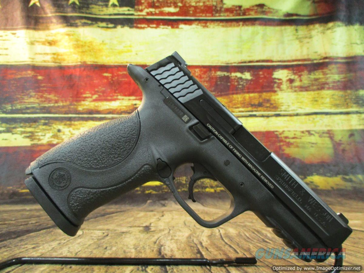 """Smith & Wesson M&P9 No Thumb Safety 4.25"""" New *Closeout Price* (178059)  Guns > Pistols > Smith & Wesson Pistols - Autos > Polymer Frame"""
