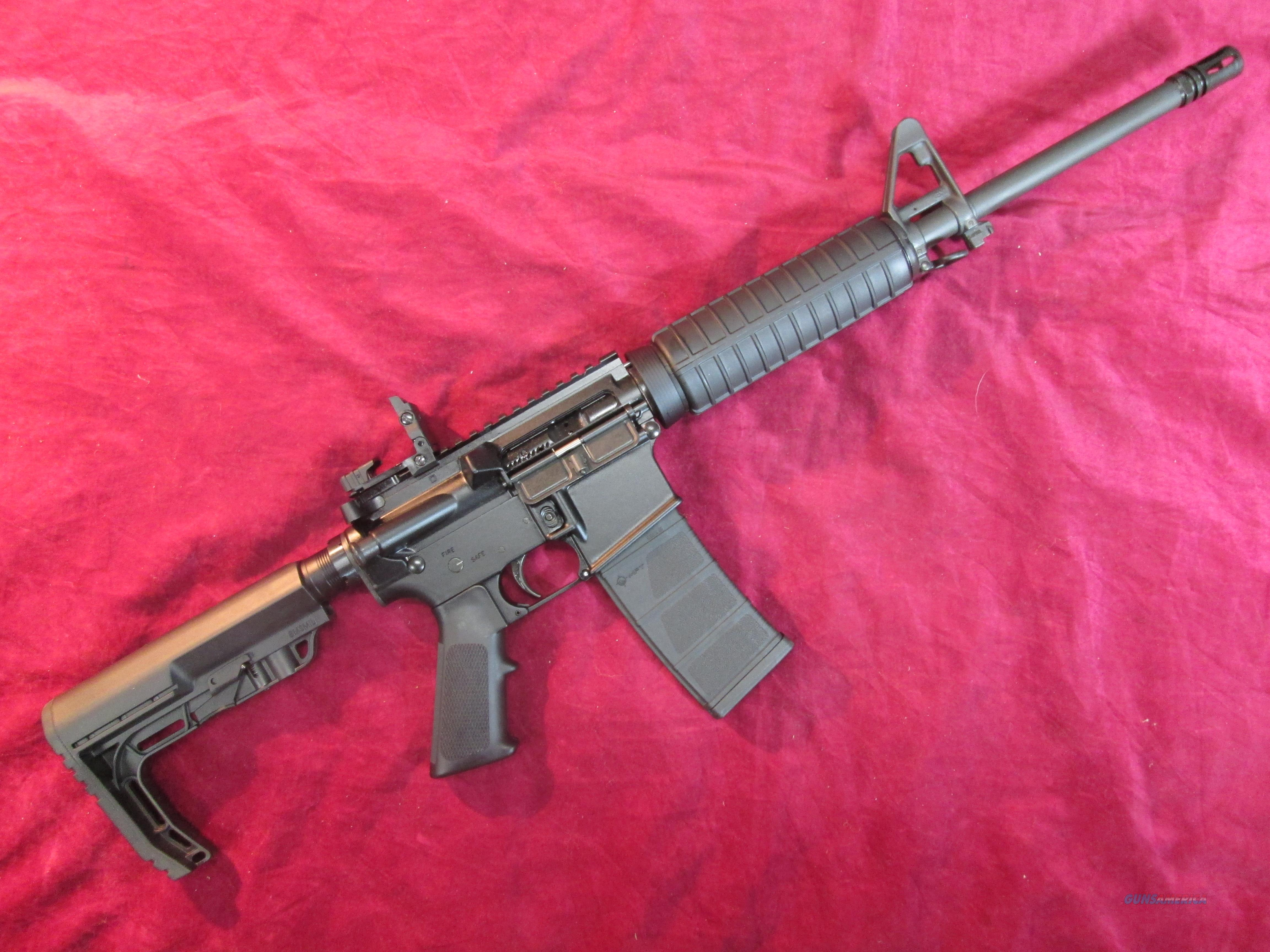"EAGLE ARMS AR-15 M4 CARBINE 223 CAL W/16"" BARREL NEW   (15EAMFT)  Guns > Rifles > Armalite Rifles > Complete Rifles"