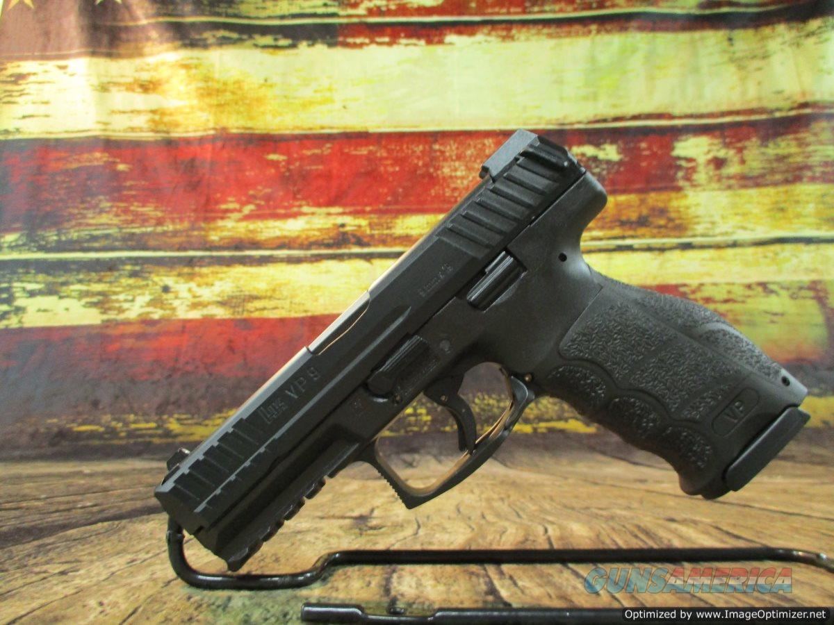 """Heckler & Koch HK VP9-LE 9MM Black 4.1"""" Night Sights New (700009LE-A5)    Guns > Pistols > Heckler & Koch Pistols > Polymer Frame"""