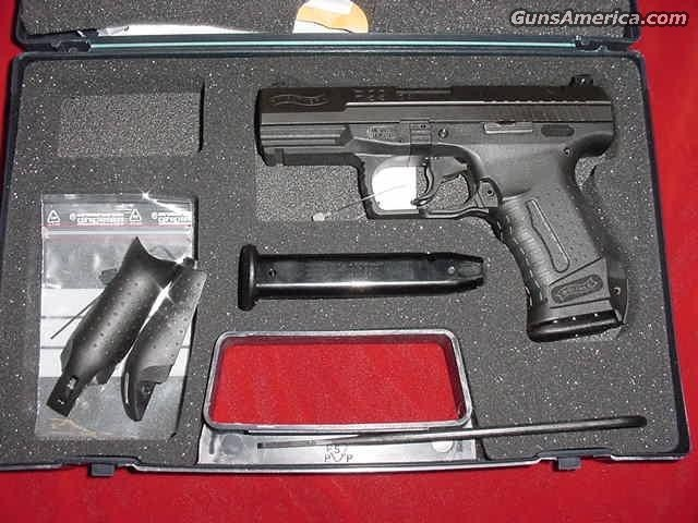 WALTHER P99 QA 9MM HIGH CAP  Guns > Pistols > Walther Pistols