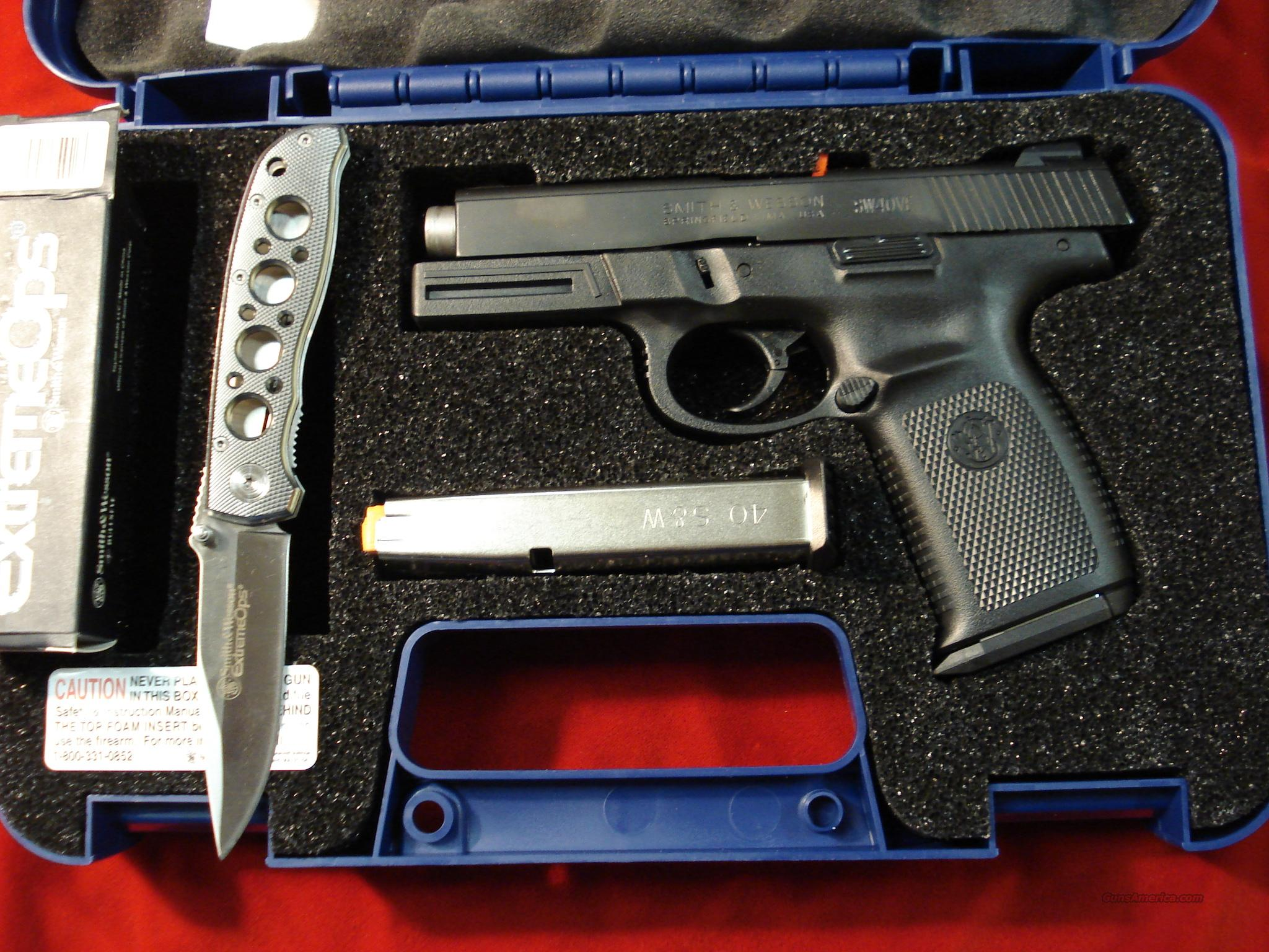 SMITH AND WESSON SIGMA 40CAL.  Guns > Pistols > Smith & Wesson Pistols - Autos > Polymer Frame