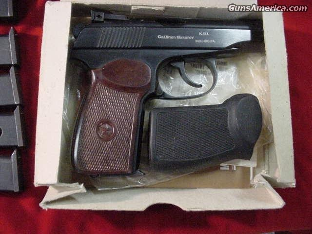 NEW RUSSIAN MAKAROV