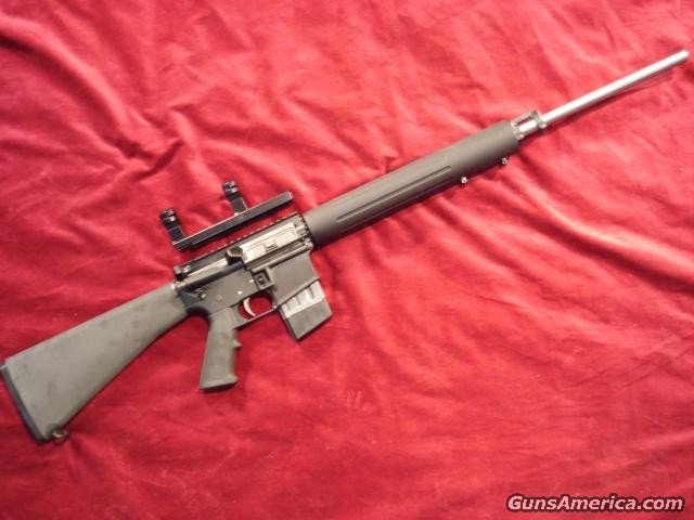 COLT ACCURIZED RIFLE  Guns > Rifles > Colt Military/Tactical Rifles