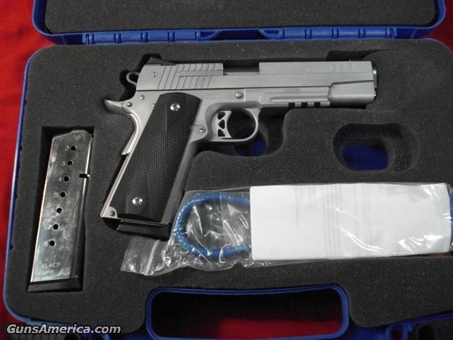 SIG STAINLESS GSR 45ACP  Guns > Pistols > Sig - Sauer/Sigarms Pistols