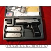RUGER KP97DC 45ACP STAINLESS LNIB  Guns > Pistols > Ruger Semi-Auto Pistols