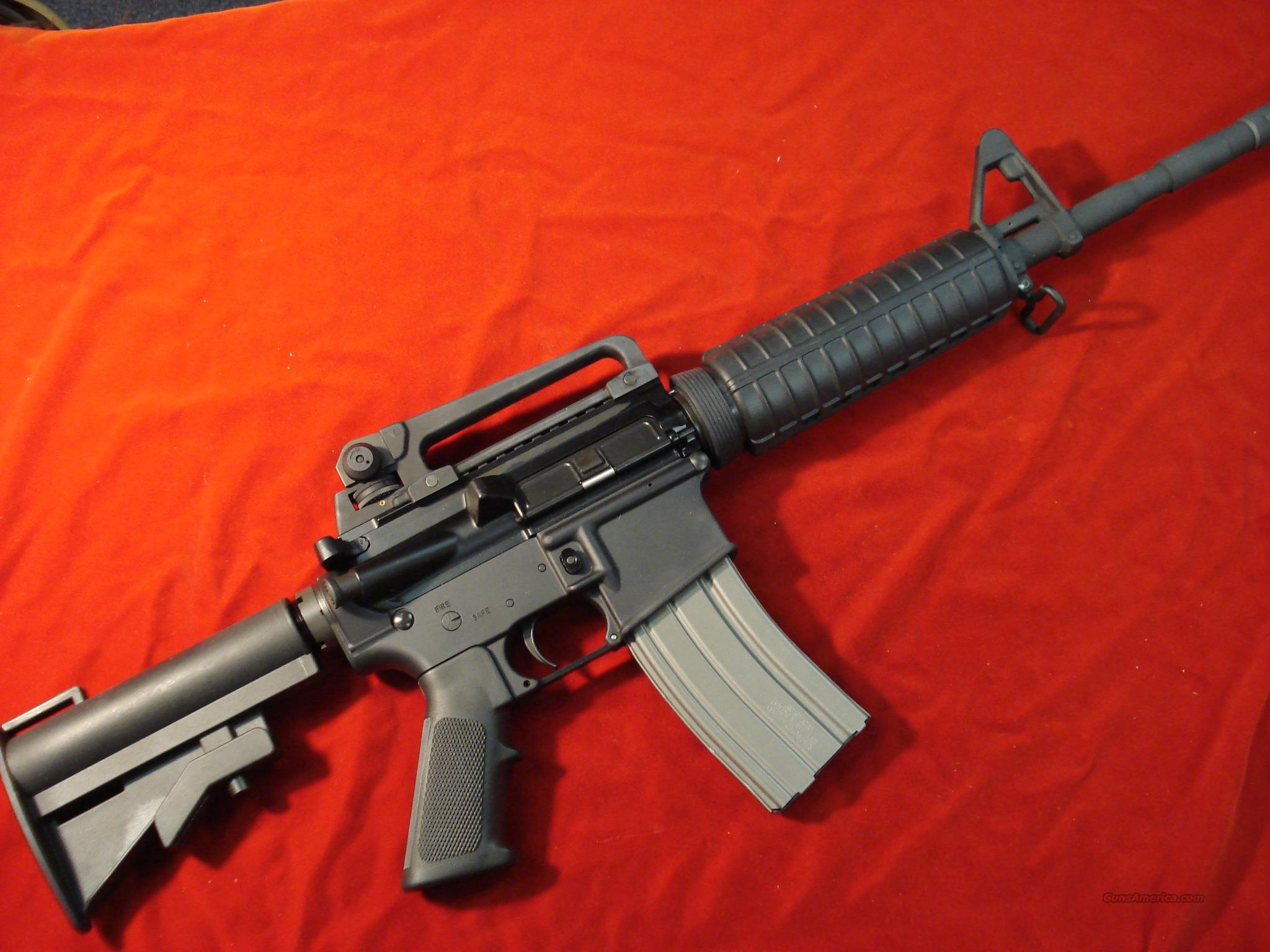 BUSHMASTER M4 A3 CARBINE WITH MINI Y COMP MUZZLE BREAK  Guns > Rifles > Bushmaster Rifles > Complete Rifles