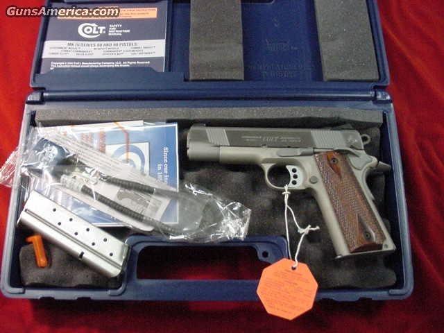 COLT LWT COMMANDER 38 SUPER  Guns > Pistols > Colt Automatic Pistols (1911 & Var)
