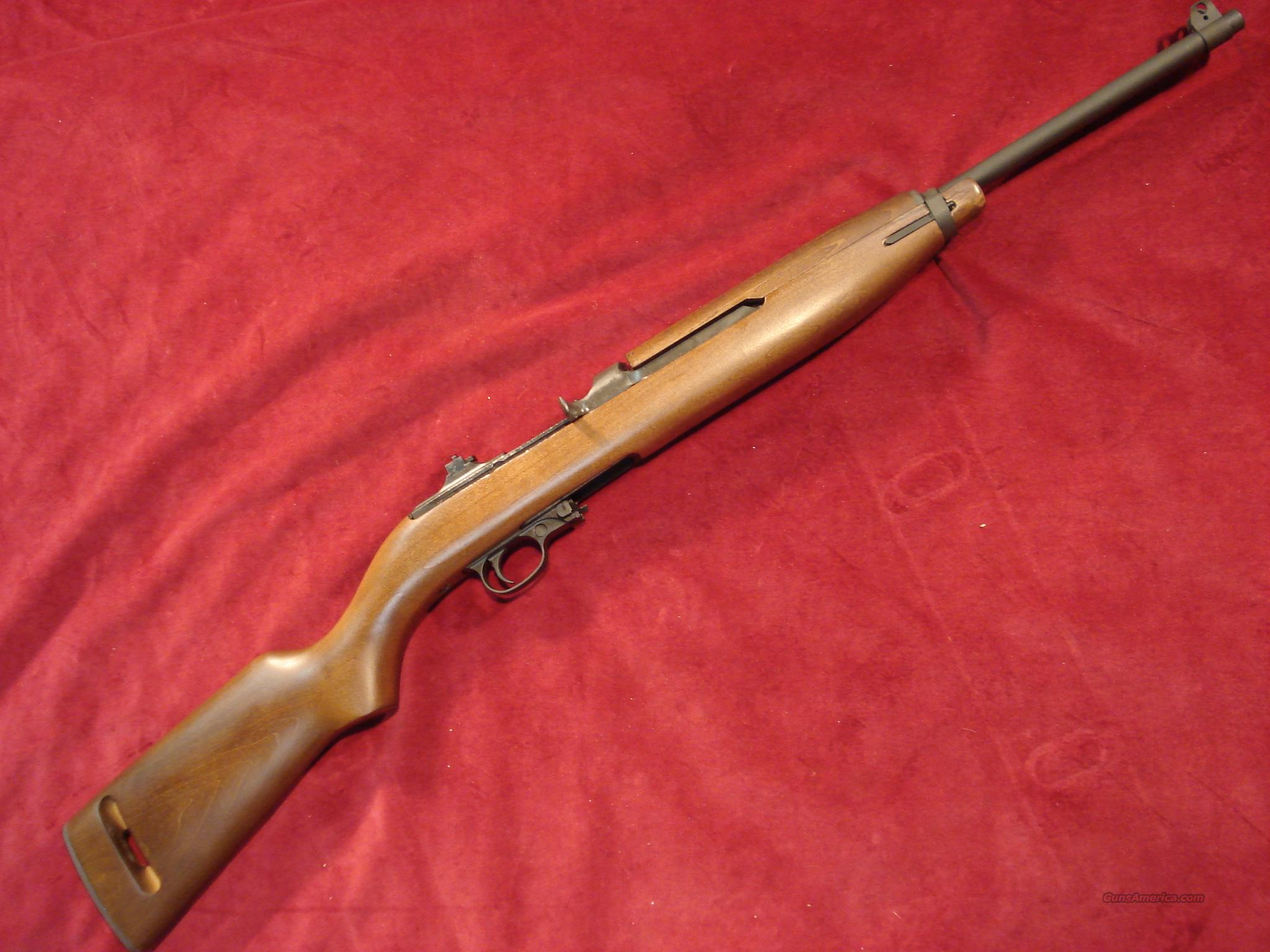 AUTO-ORDNANCE M1 CARBINE NEW  Guns > Rifles > Auto Ordnance Rifles