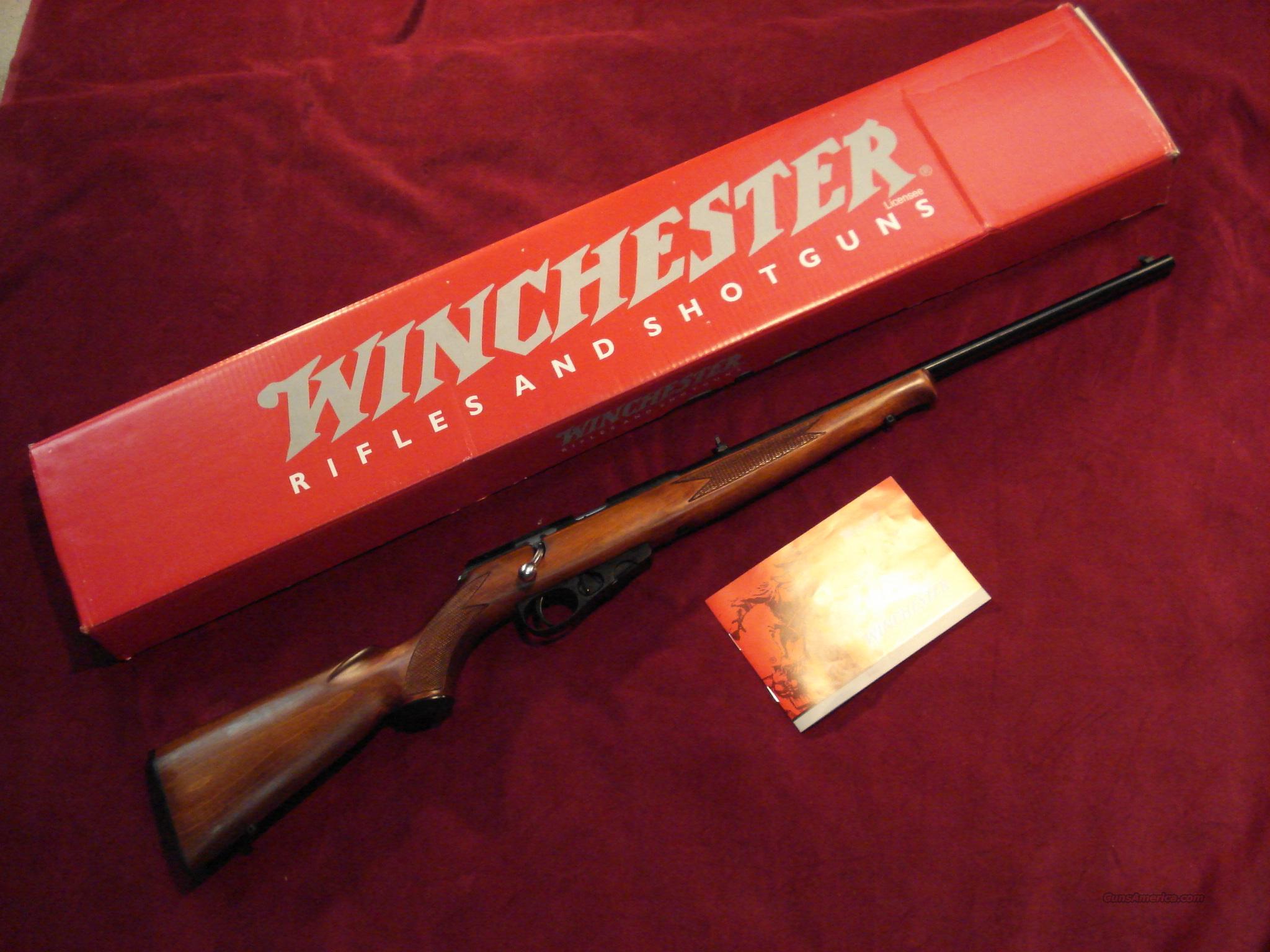WINCHESTER WILDCAT 22CAL. NEW  Guns > Rifles > Winchester Rifles - Modern Bolt/Auto/Single > Other Bolt Action