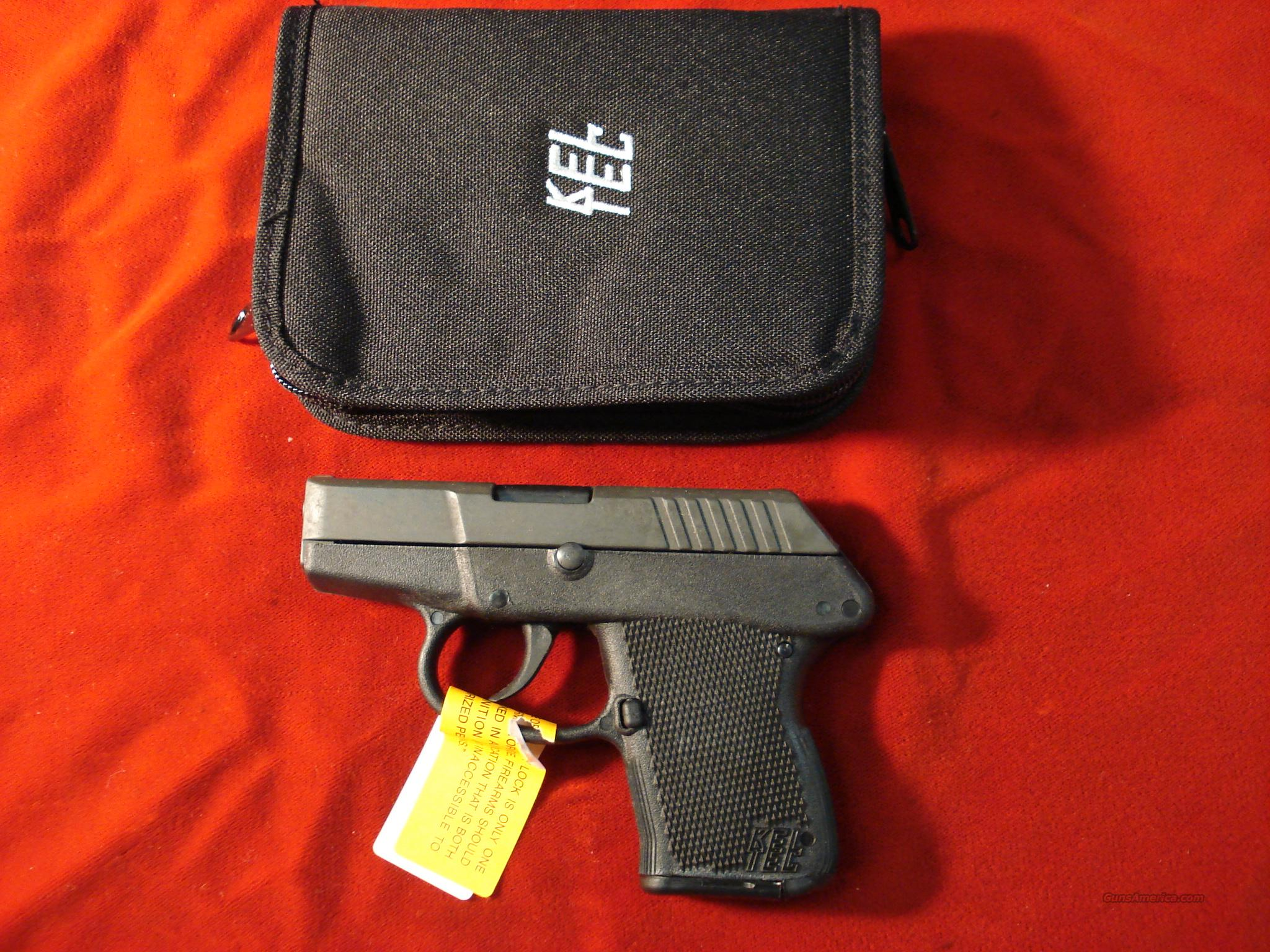 KEL-TEC P-3AT PARKERIZED  Guns > Pistols > Kel-Tec Pistols > Pocket Pistol Type
