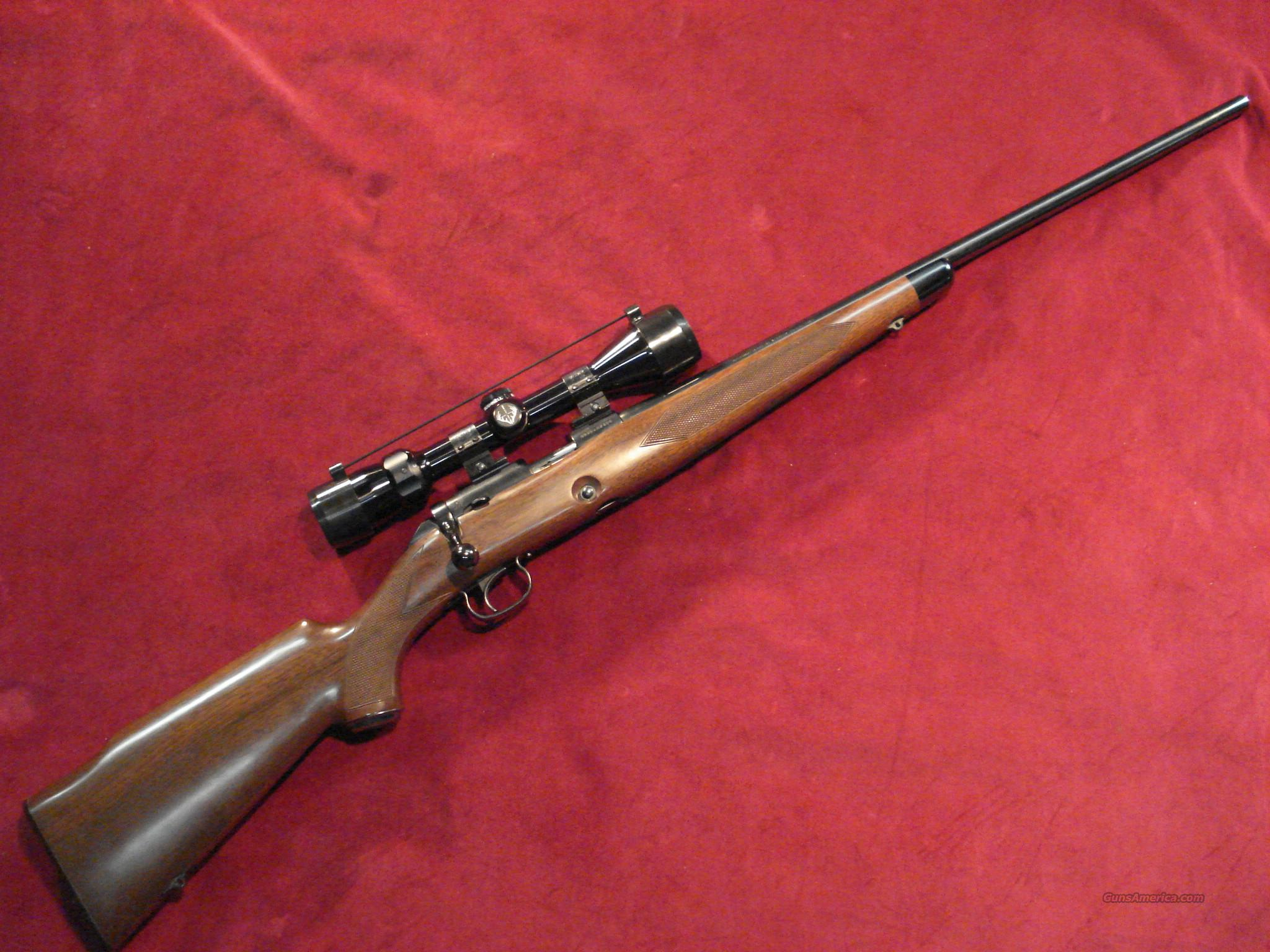 BROWNING 52 22 CAL. WITH SCOPE   Guns > Rifles > Browning Rifles > Bolt Action > Hunting > Blue