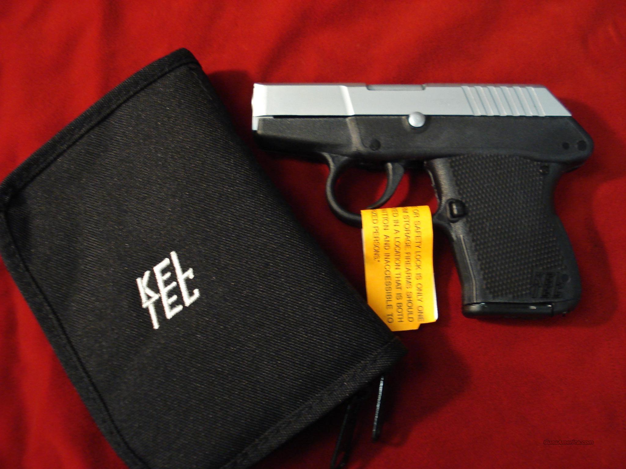 KEL-TEC P-3AT HARD CHROME  Guns > Pistols > Kel-Tec Pistols > Pocket Pistol Type