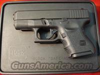 GLOCK #26 9MM USED  Guns > Pistols > Glock Pistols > 26/27