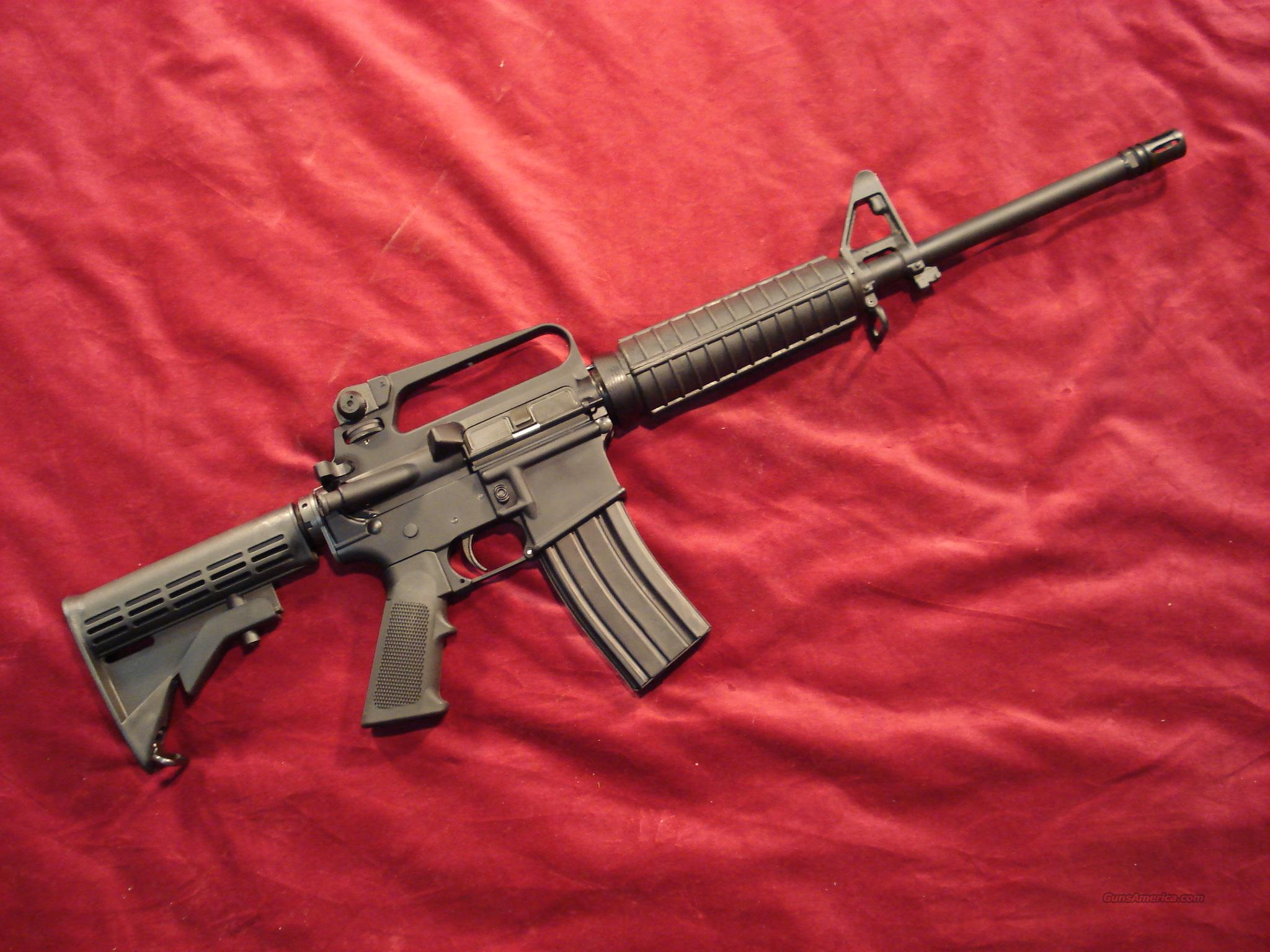OLYMPIC ARMS K3B AR-15  Guns > Rifles > Olympic Arms Rifles