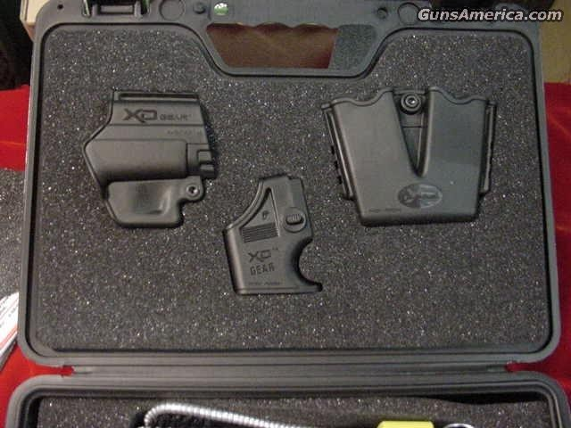 SPRINGFIELD ARMORY XD 45ACP TACTICAL  PACKAGE  Guns > Pistols > Springfield Armory Pistols > XD (eXtreme Duty)