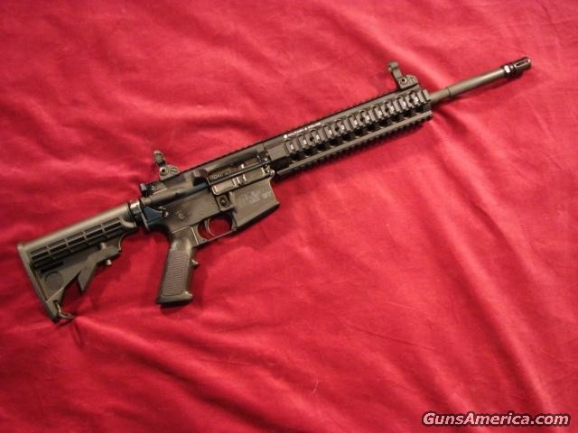 SMITH & WESSON M&P15 TACT  Guns > Rifles > Smith & Wesson Rifles