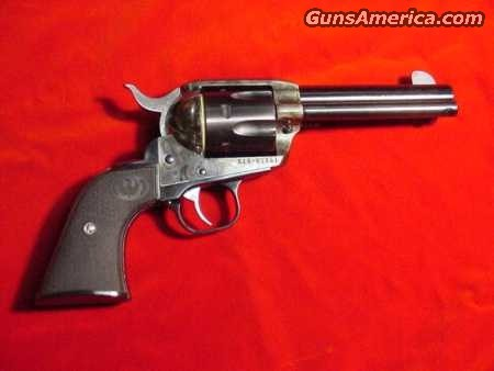 "RUGER NEW MODEL VAQUERO 45LC 4.58""  Guns > Pistols > Ruger Single Action Revolvers"