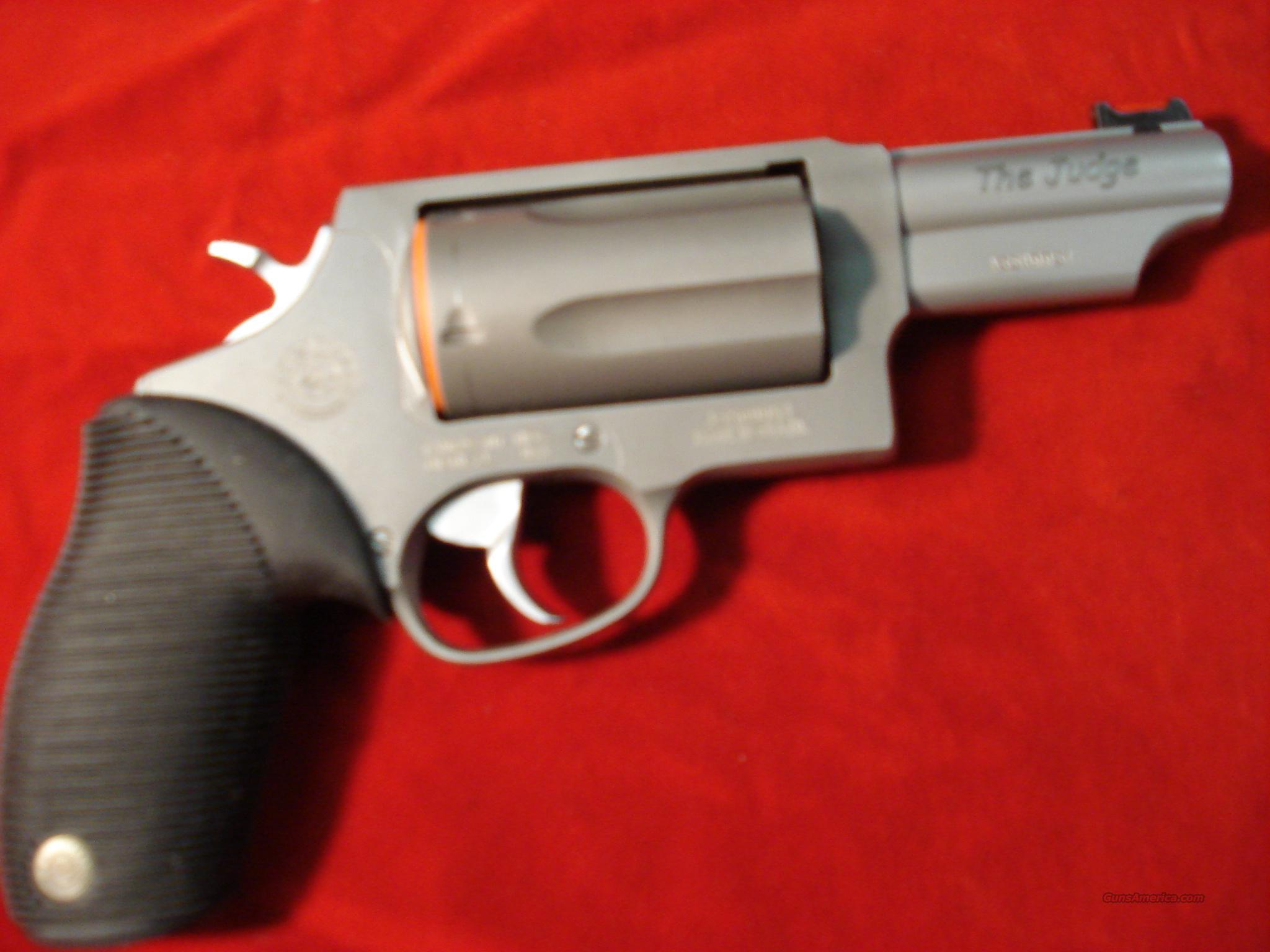 "TAURUS 4510 ULTRA-LITE TRACKER 410G REVOLVER ""THE JUDGE""  Guns > Pistols > Taurus Pistols/Revolvers > Revolvers"