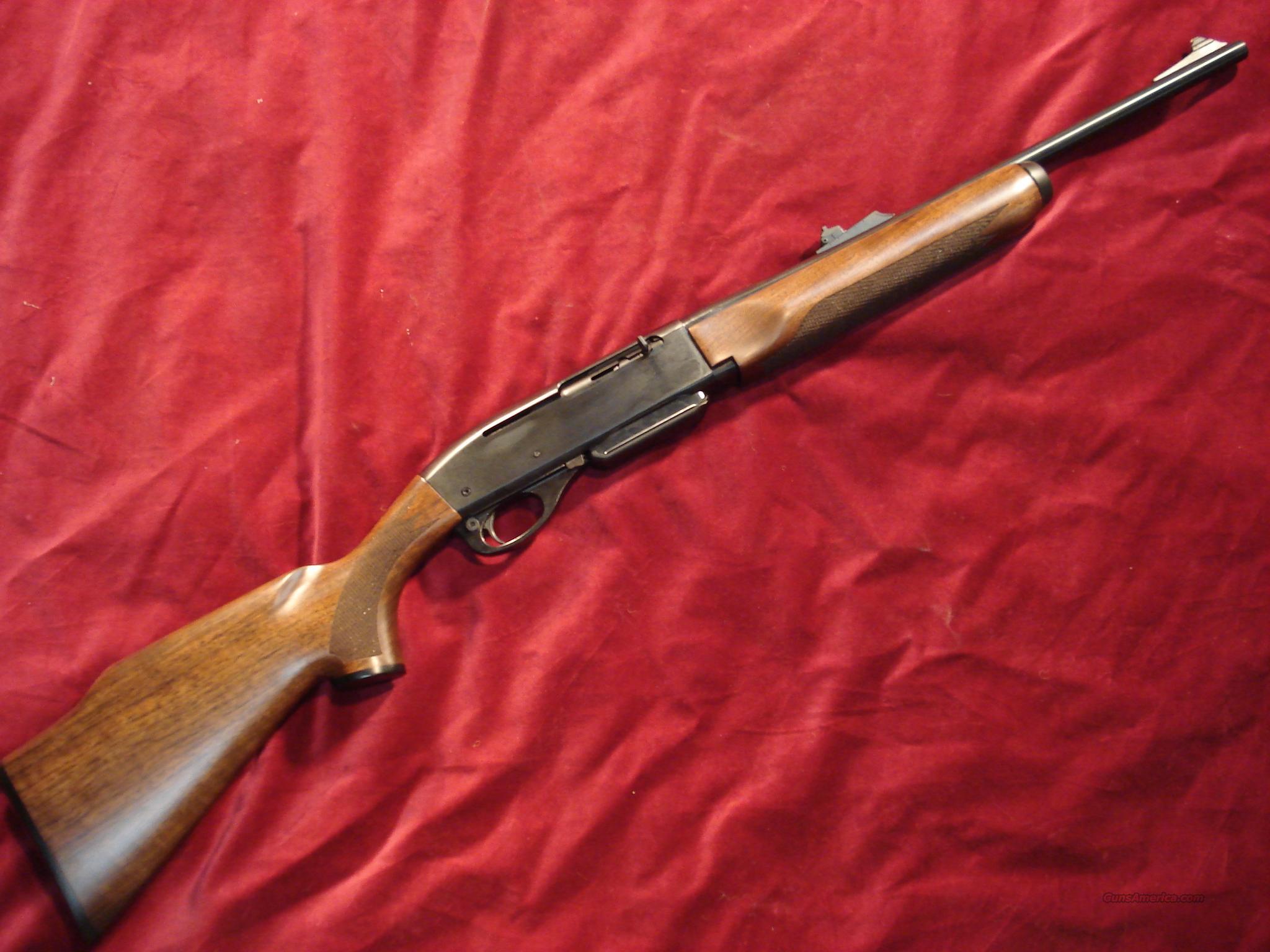 Remington 7400 carbine 30 06 walnut new for sale remington 7400 carbine 30 06 walnut new guns rifles remington rifles modern sciox Choice Image
