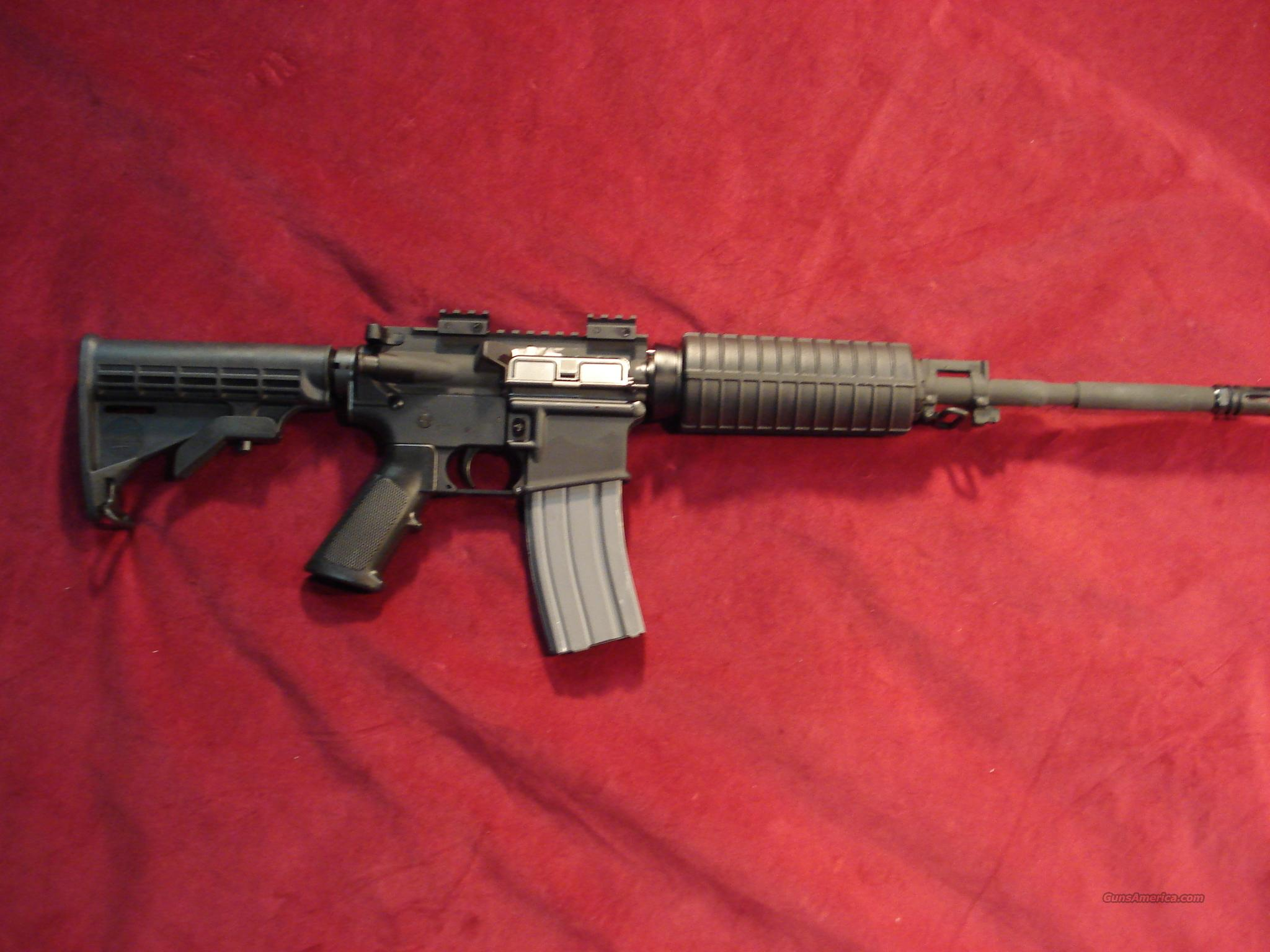 BUSHMASTER M4 O.R.C. ( OPTIC READY CARBINE)  Guns > Rifles > Bushmaster Rifles > Complete Rifles