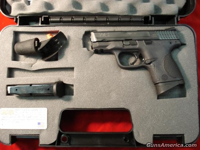 SMITH AND WESSON M&P COMPACT 9MM NEW {{ REBATE !! }}  Guns > Pistols > Smith & Wesson Pistols - Autos > Polymer Frame