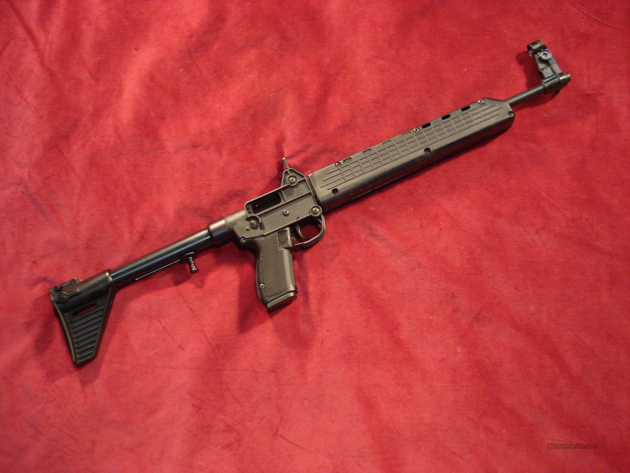 KEL-TEC SUB 2K40  GLOCK MAG NEW  Guns > Rifles > Kel-Tec Rifles