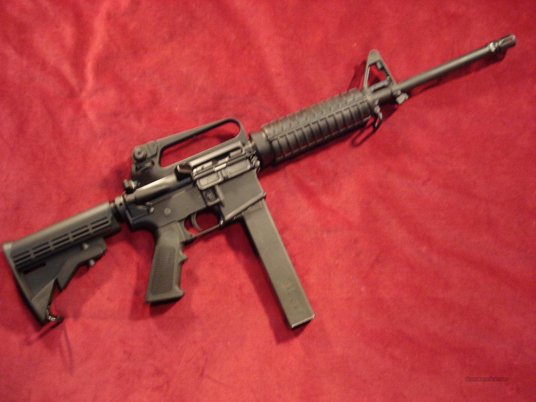 OLYMPIC ARMS K9 9MM CARBINE NEW  Guns > Rifles > Olympic Arms Rifles