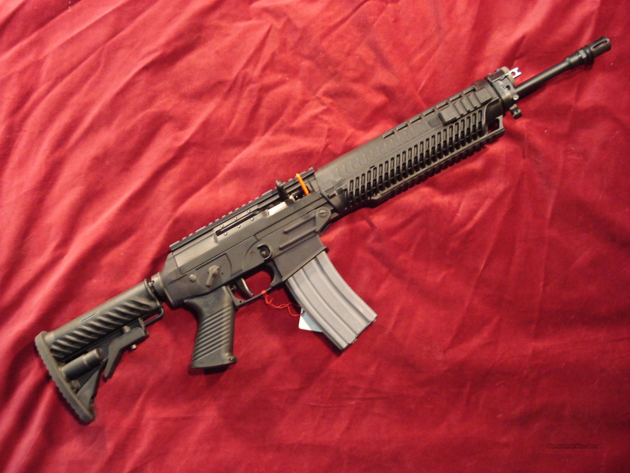 SIGARMS 556 CARBINE RIFLE NEW  Guns > Rifles > Sigarms Rifles