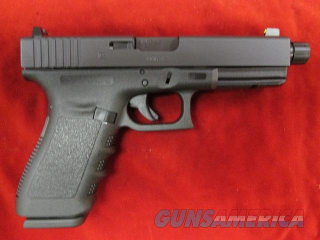 GLOCK 21SF GEN 3 45ACP THREADED BARREL W/ HIGH CAP MAGS NEW  Guns > Pistols > Glock Pistols > 20/21