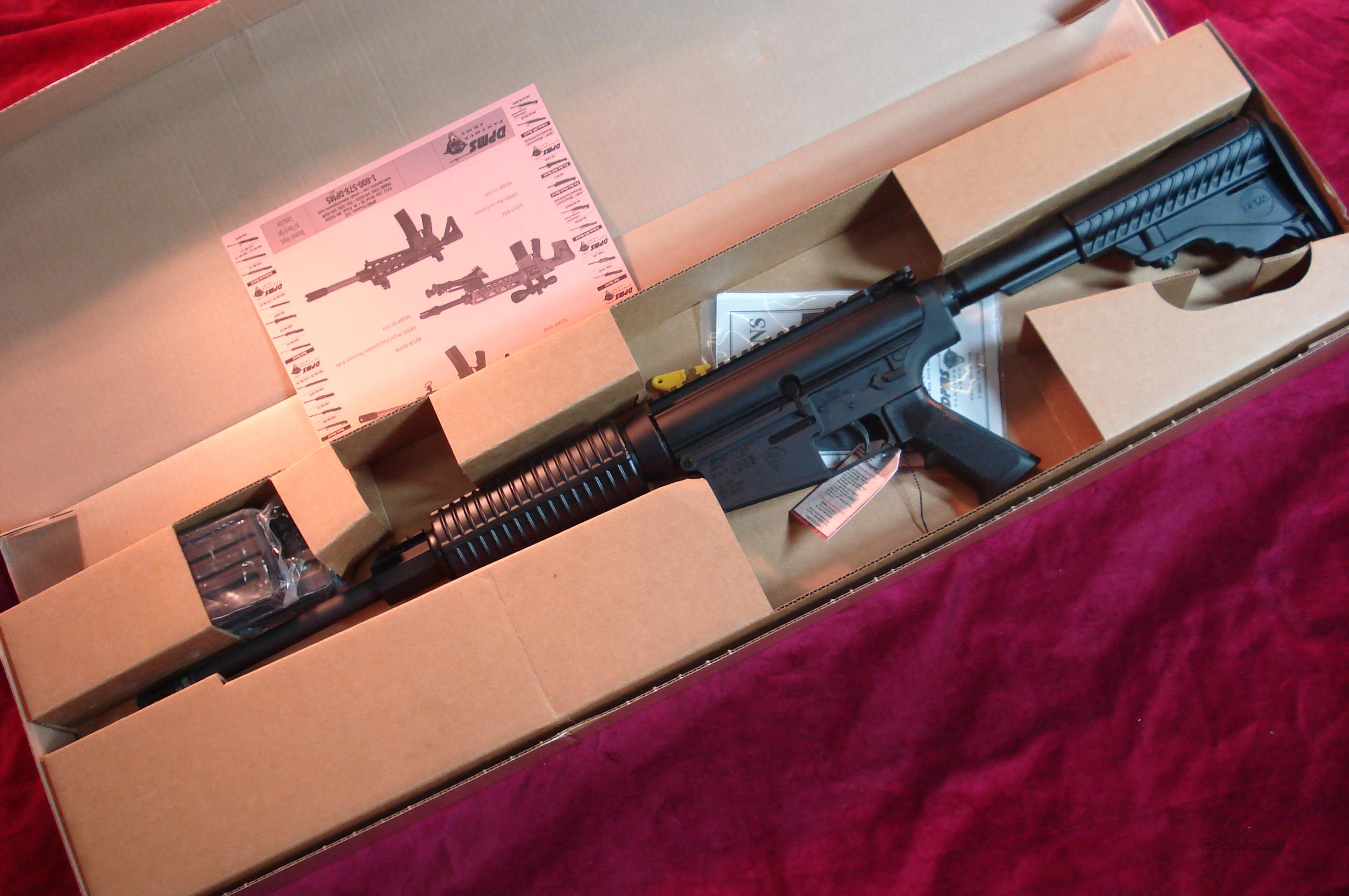 DPMS ORACLE CARBINE .308CAL. NEW  Guns > Rifles > DPMS - Panther Arms > Complete Rifle