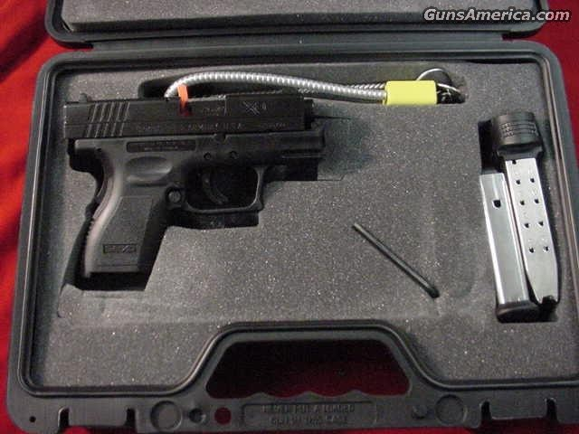 SPRINGFIELD ARMORY XD 40 SUB COMPACT PACKAGE NEW  Guns > Pistols > Springfield Armory Pistols > XD (eXtreme Duty)