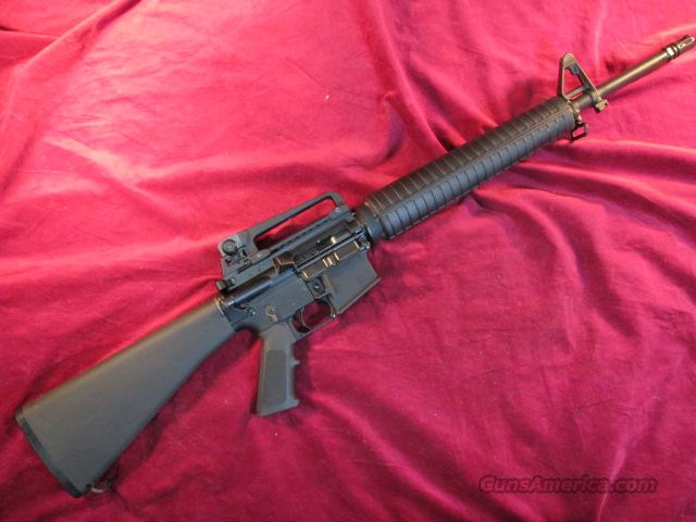 "COLT AR15A4 W/ 20"" BARREL AND REMOVABLE CARRY HANDLE NEW  Guns > Rifles > Colt Military/Tactical Rifles"