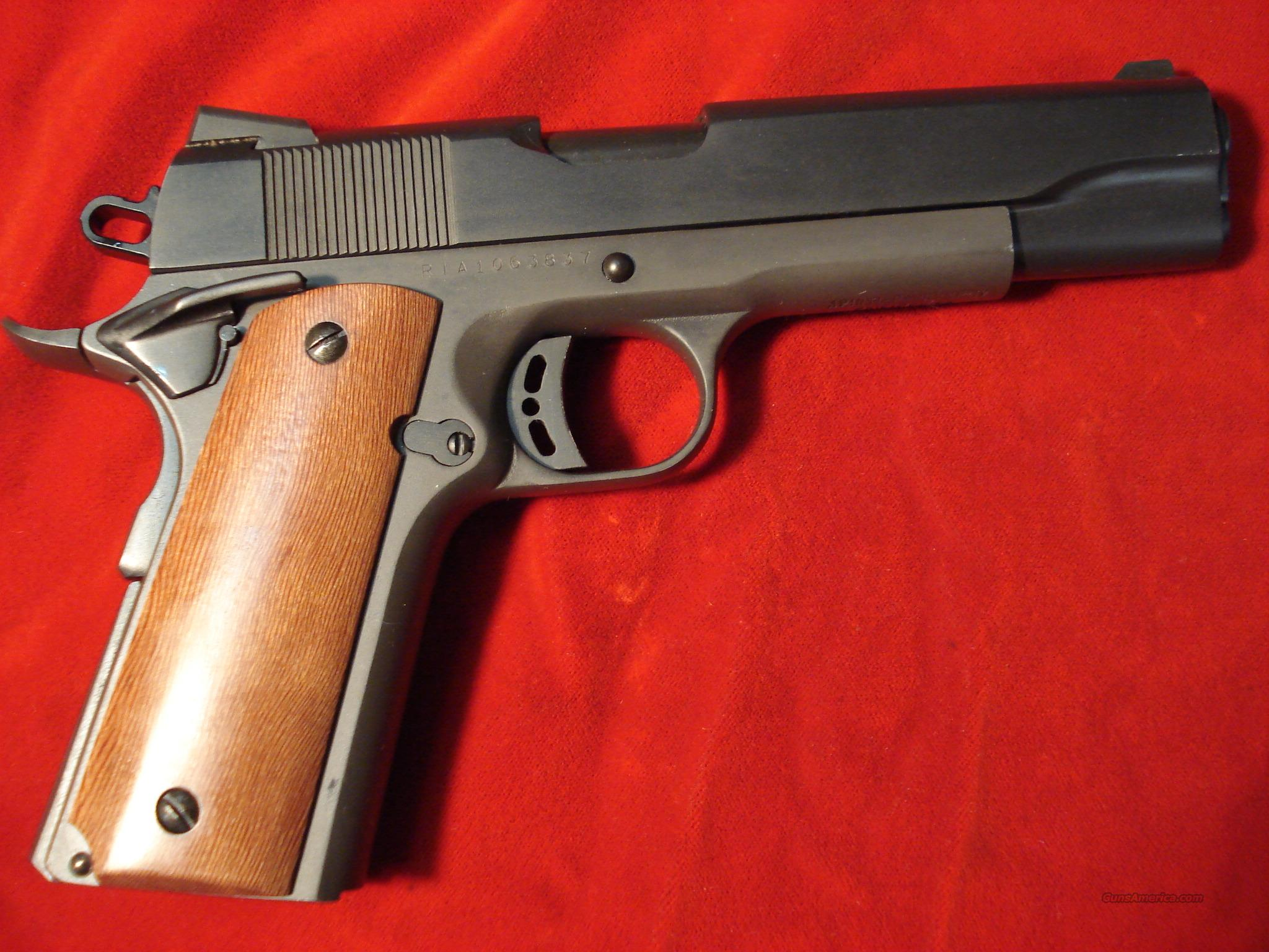ROCK ISLAND ARMORY 1911-A1 FS TACTICAL NEW  Guns > Pistols > 1911 Pistol Copies (non-Colt)