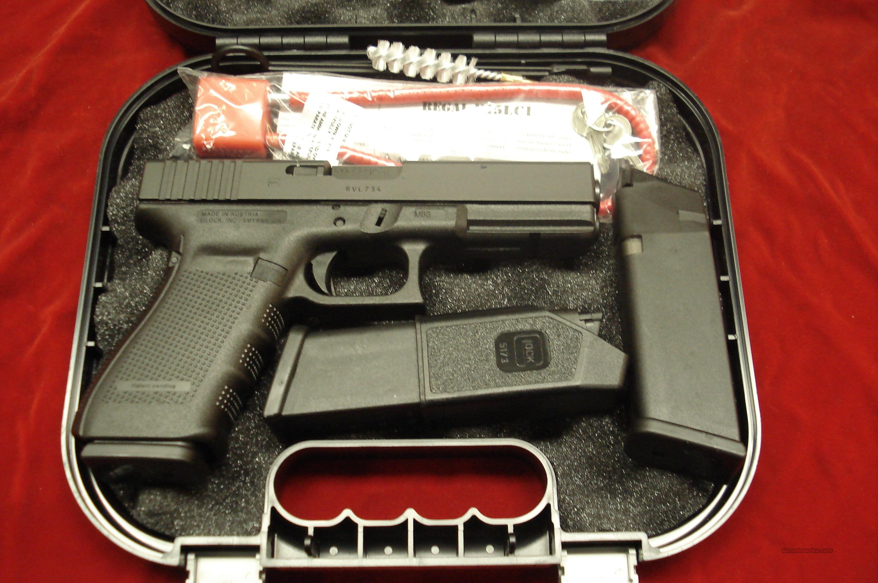 GLOCK MODEL 21 GEN4 45ACP NEW  Guns > Pistols > Glock Pistols > 20/21