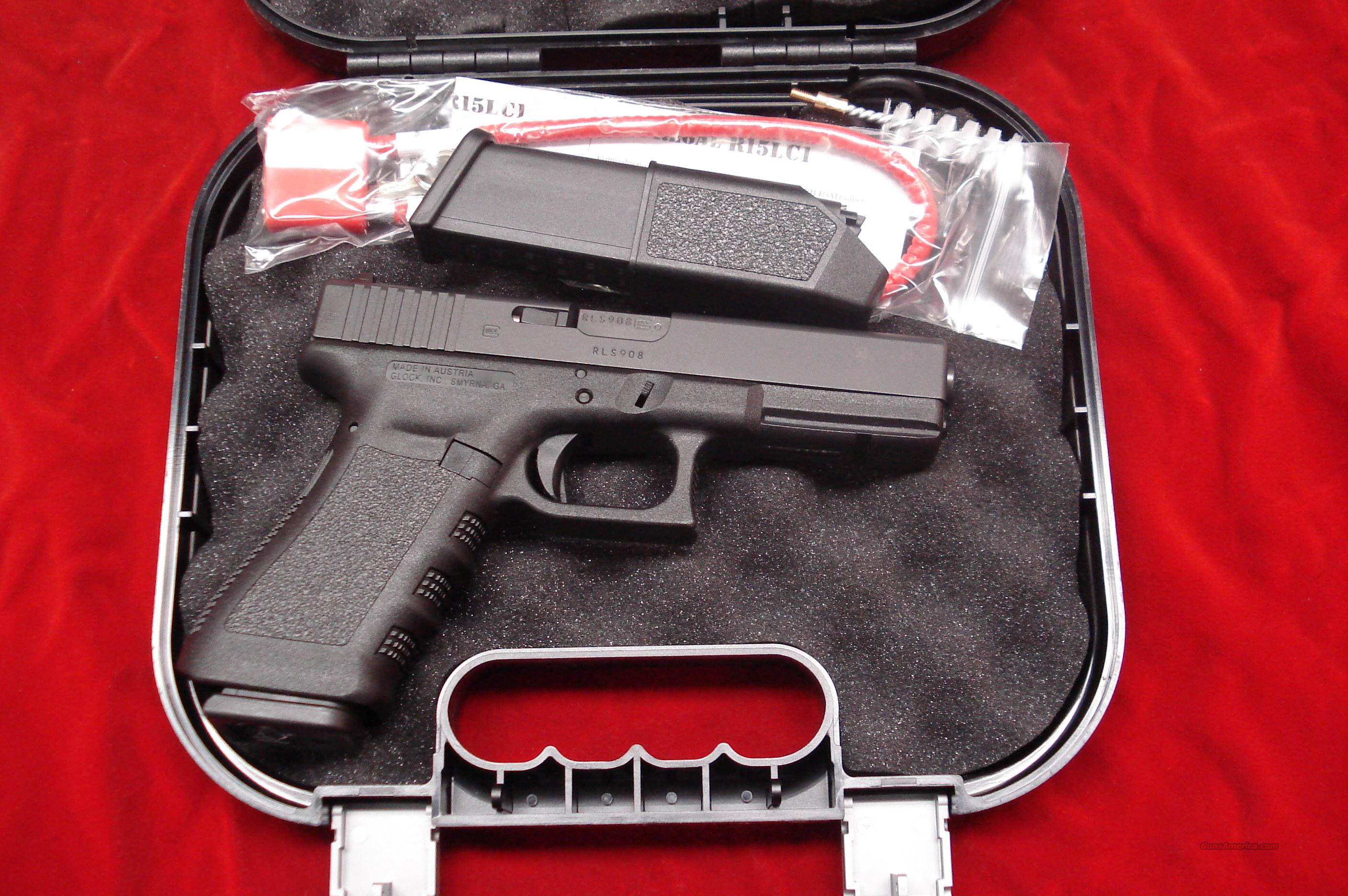 GLOCK MODEL 17C (COMPENSATED) 9MM HIGH CAPACITY MAGAZINES NEW   Guns > Pistols > Glock Pistols > 17