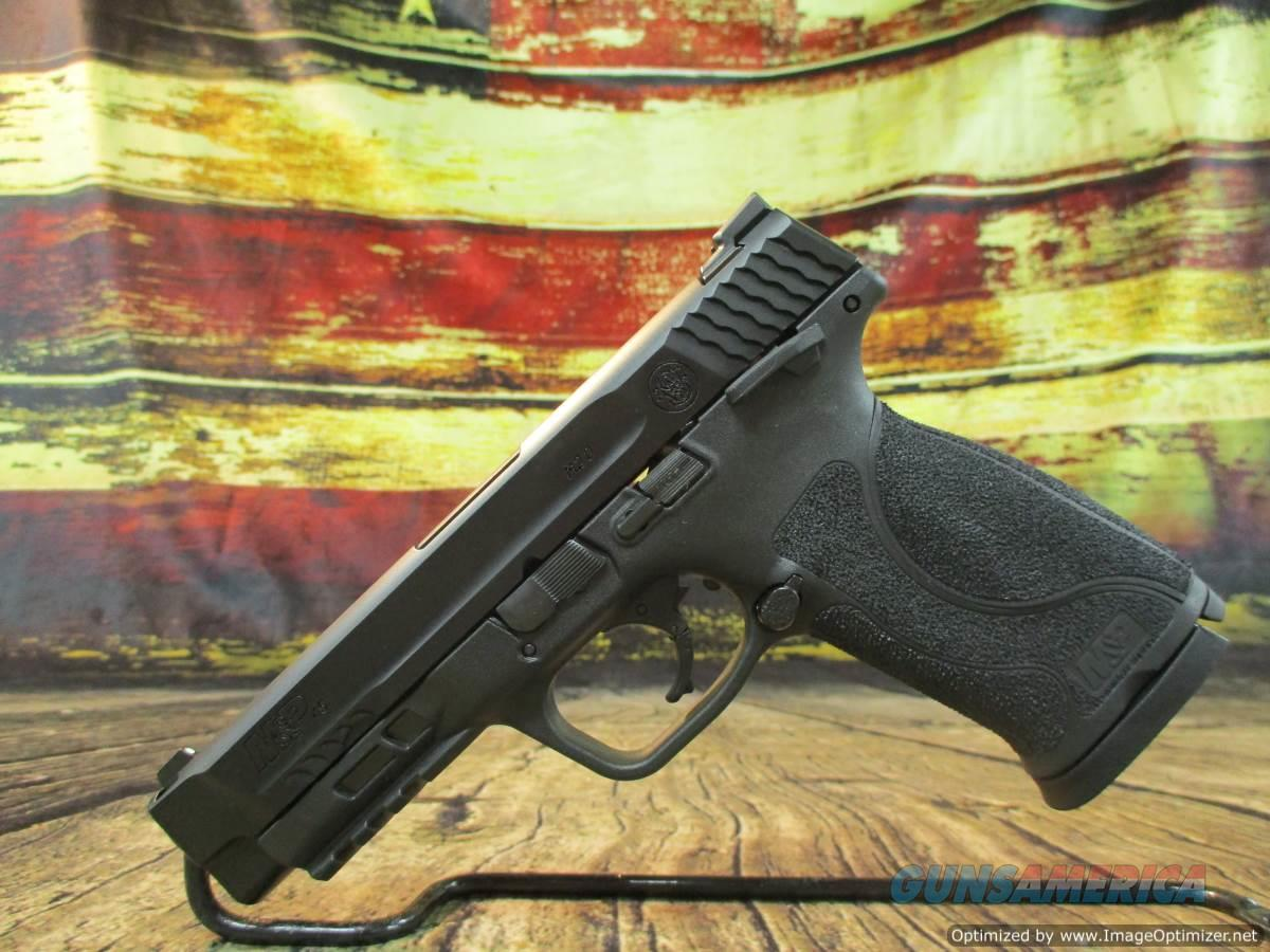 "Smith & Wesson M&P 45acp 2.0 w/Safety Unfired 4.5"" (66771)  Guns > Pistols > Smith & Wesson Pistols - Autos > Polymer Frame"