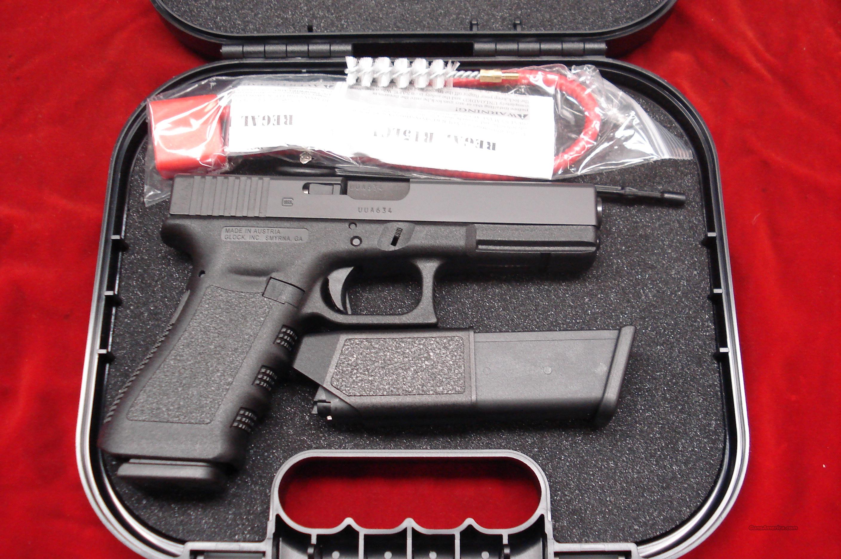 GLOCK MODEL 17 GEN3 9MM NEW   Guns > Pistols > Glock Pistols > 17