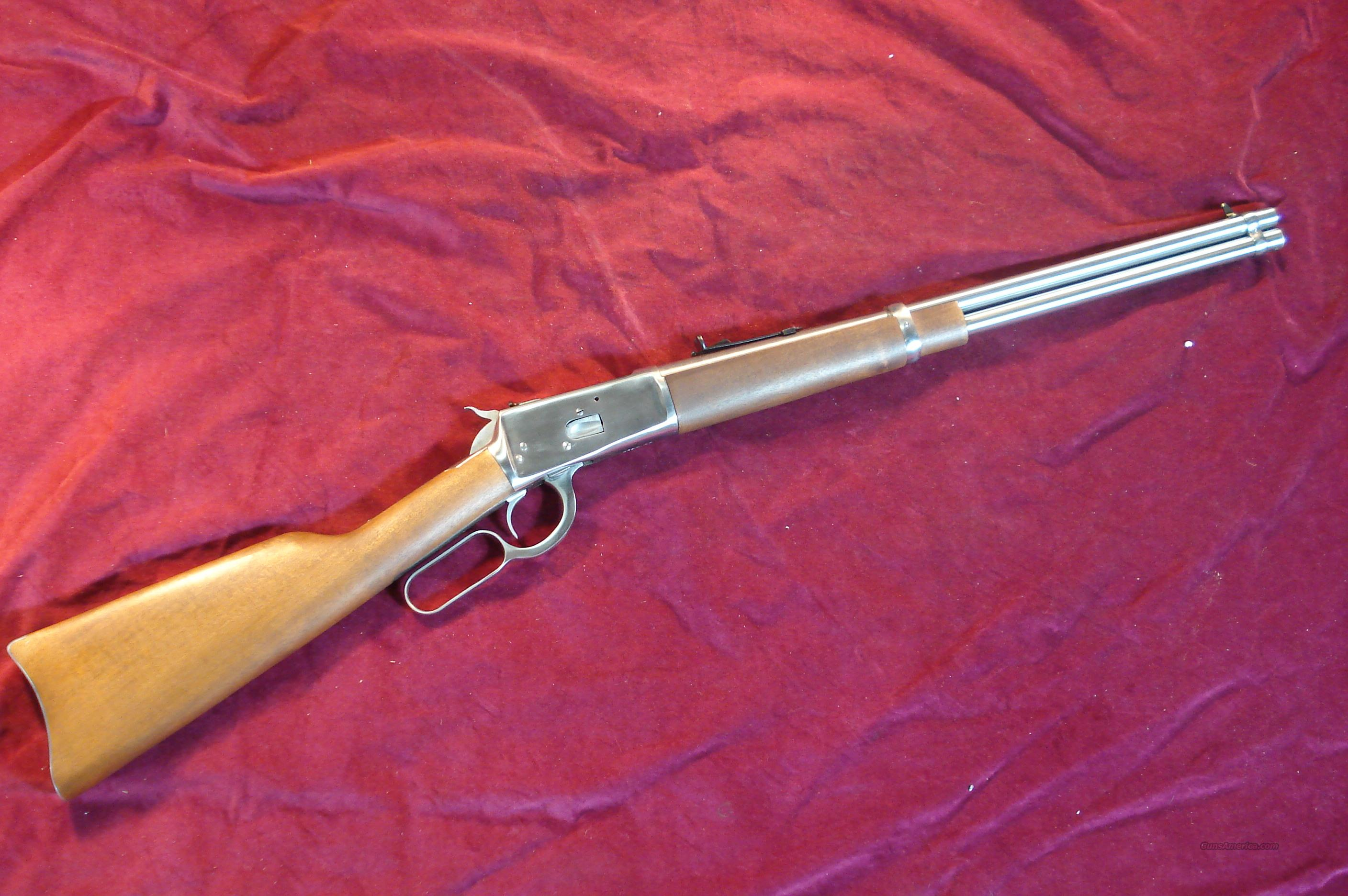 "ROSSI 20"" STAINLESS 92 LEVER ACTION 45COLT NEW  Guns > Rifles > Rossi Rifles > Cowboy"