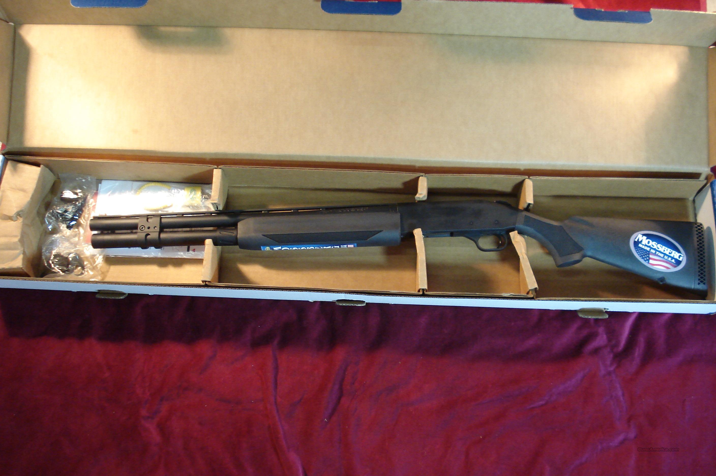 "MOSSBERG JERRY MICULEK PRO SERIES 12 GA SEMI AUTO 22"" BARREL 3"" CHAMBER NEW  Guns > Shotguns > Mossberg Shotguns > Autoloaders"