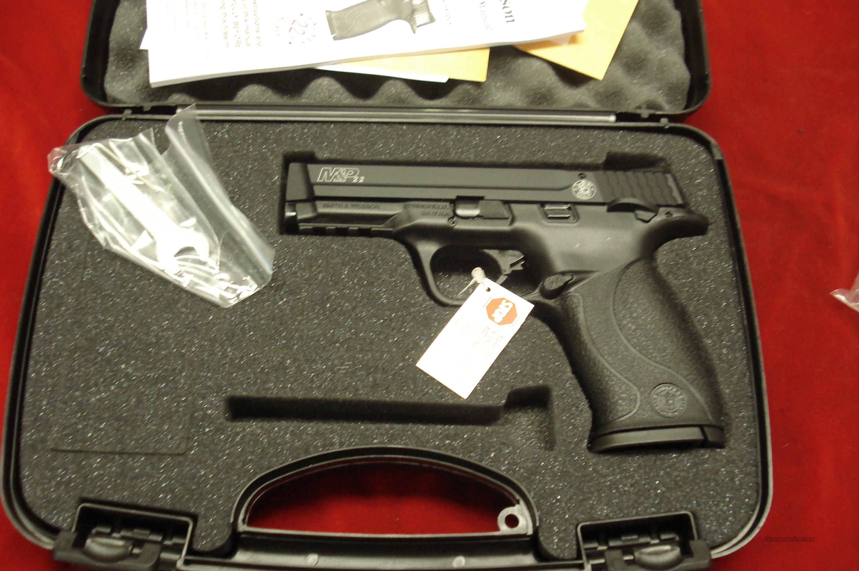 SMITH AND WESSON M&P22 NEW  Guns > Pistols > Smith & Wesson Pistols - Autos > Polymer Frame