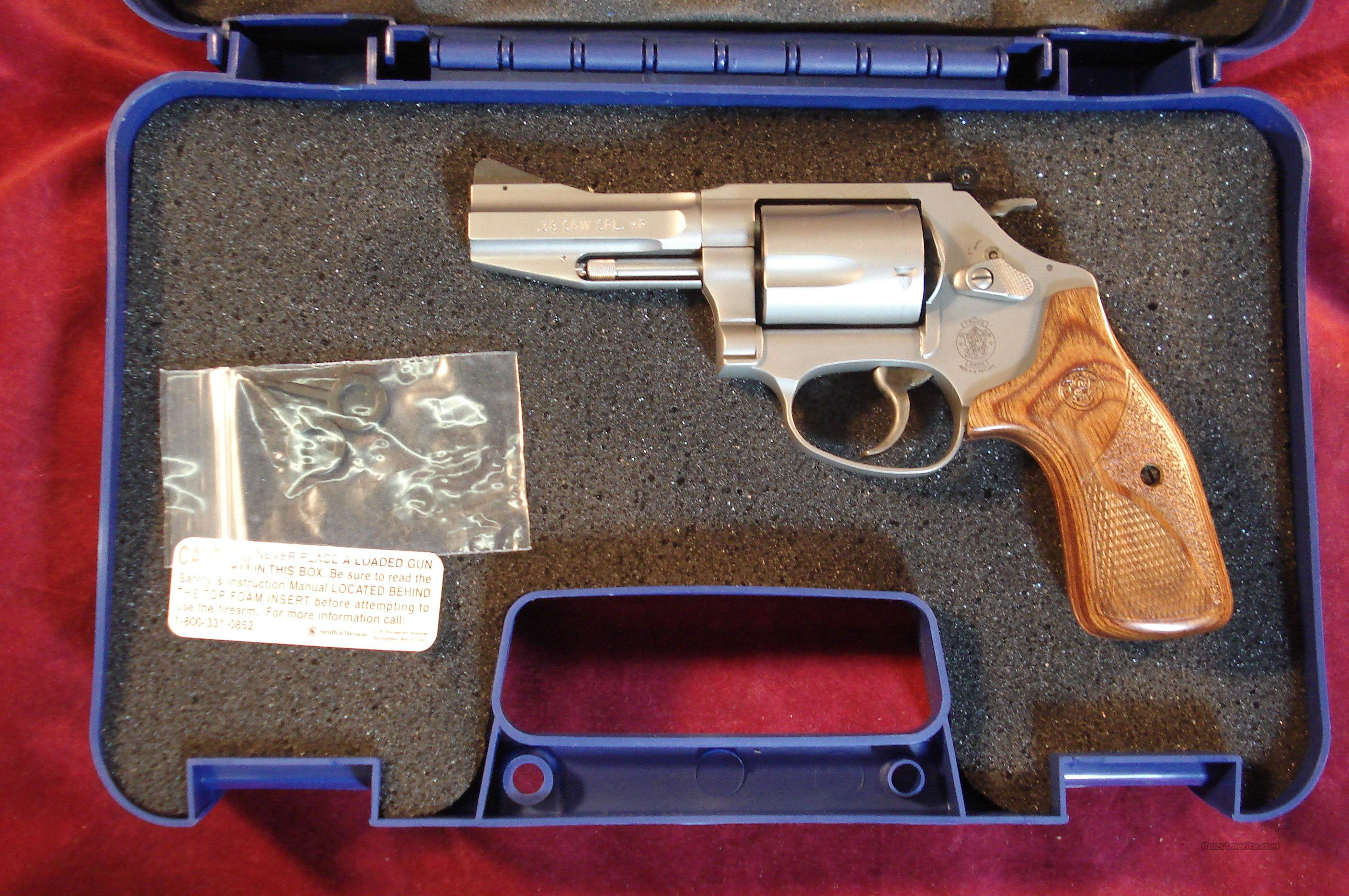 SMITH AND WESSON 60 PRO SERIES NEW  Guns > Pistols > Smith & Wesson Revolvers > Pocket Pistols