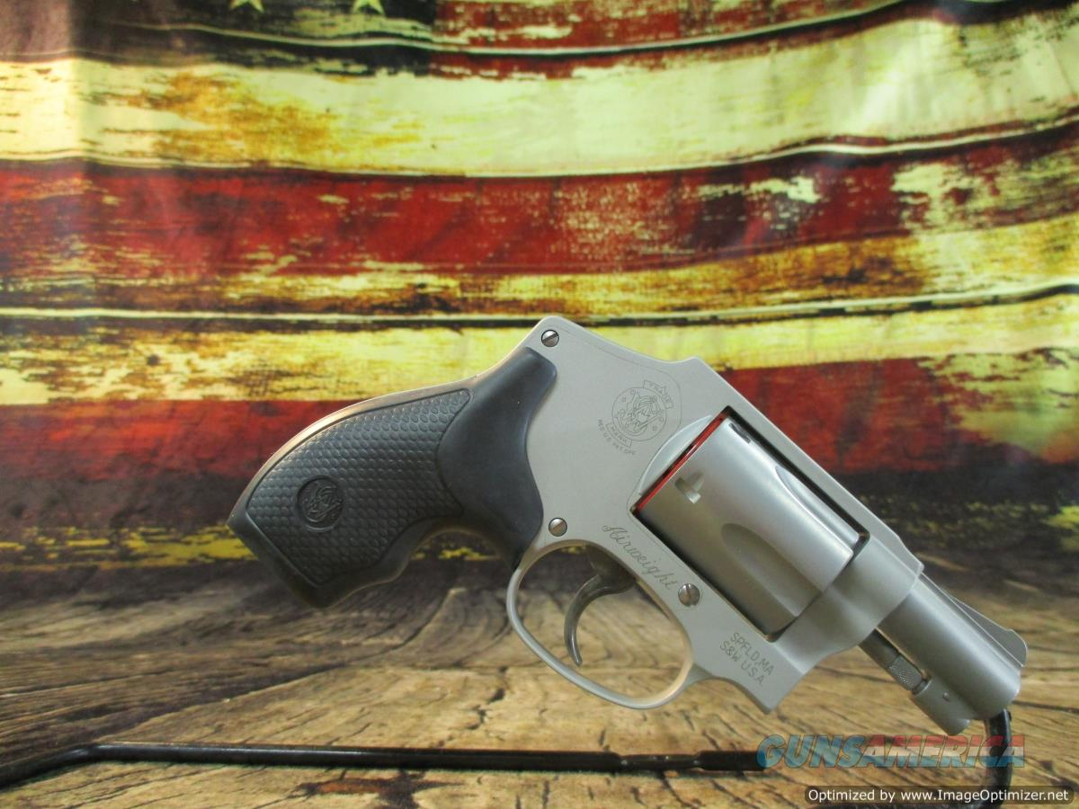 """Smith & Wesson 38 Spl+P Model 642 Airweight 1.8"""" New (163810)  Guns > Pistols > Smith & Wesson Revolvers > Small Frame ( J )"""