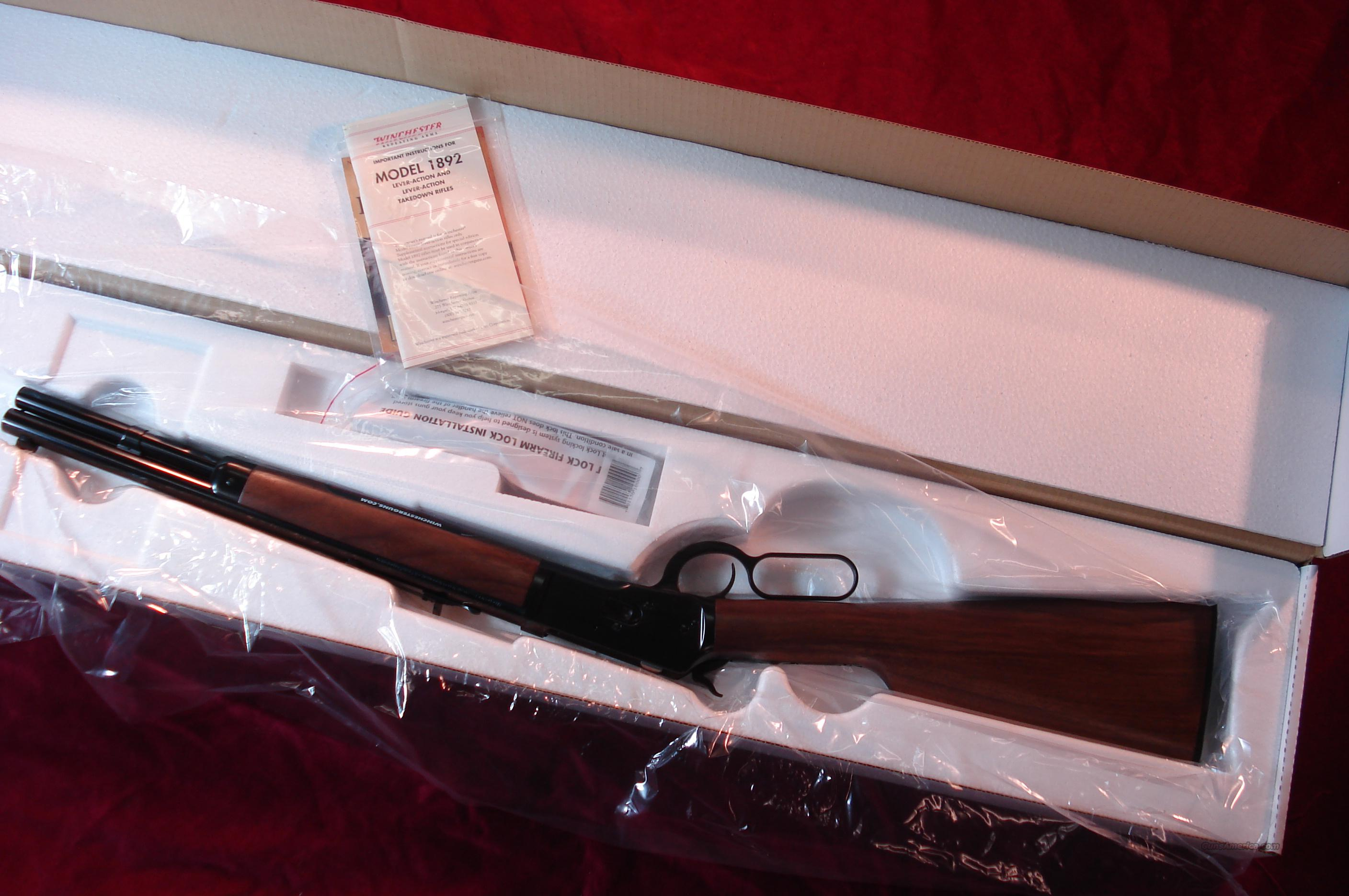 WINCHESTER 1892 TRAPPER.357MAG. NEW  Guns > Rifles > Winchester Rifles - Modern Lever > Other Lever > Post-64
