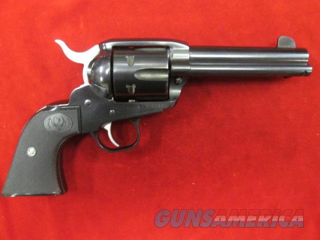 "RUGER VAQUERO 45LC CAL 4 5/8"" BLUED USED  Guns > Pistols > Ruger Single Action Revolvers > Blackhawk Type"