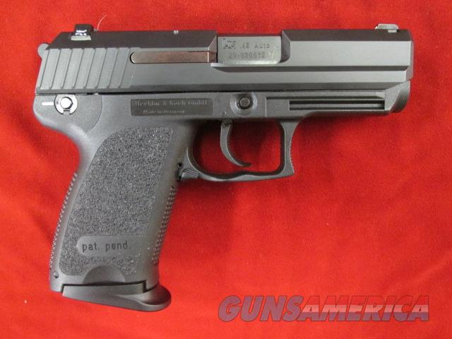 HECKLER AND KOCH USP COMPACT 45ACP W/ NIGHT SIGHTS USED  Guns > Pistols > Heckler & Koch Pistols > Polymer Frame