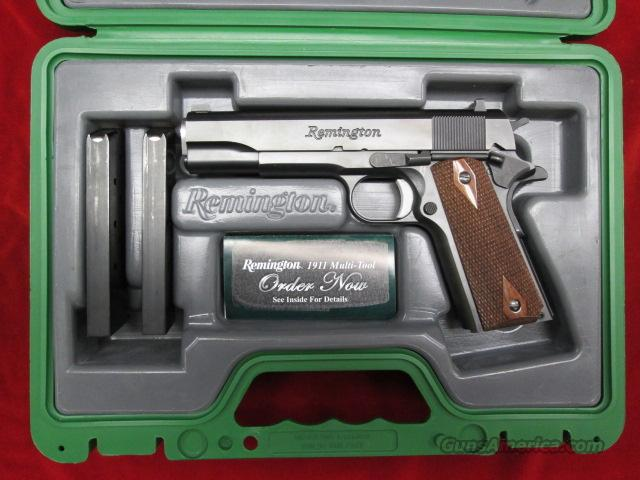 REMINGTON 1911 R1 BLUED USED  Guns > Pistols > Remington Pistols - Modern